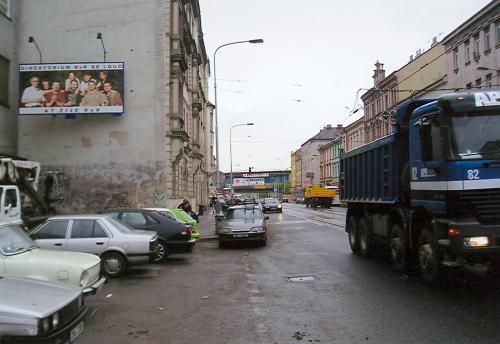 billboard BD RvR - kampaŚ Direktorium nekonü°, Praha