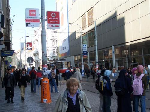 flex Praha - The North Face, Vodafone (Medium)